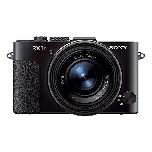 Sony DSC-RX1R Cyber-shot Digitalkamera (24,3 Megapixel, 7,6 cm (3 Zoll) Display, HDMI, Full HD) schwarz
