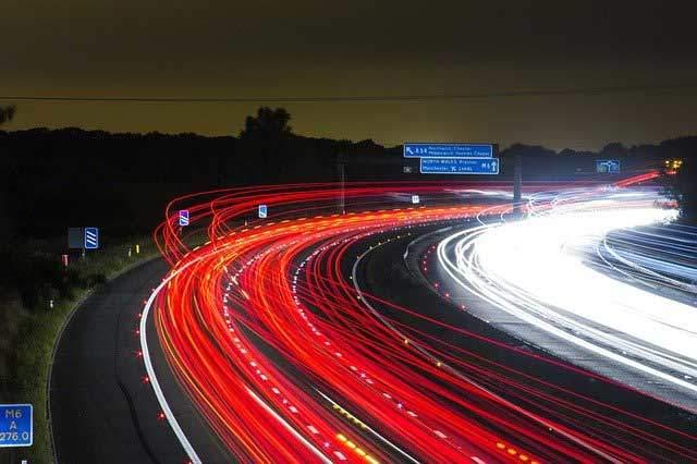 Actionfotos - Autobahn