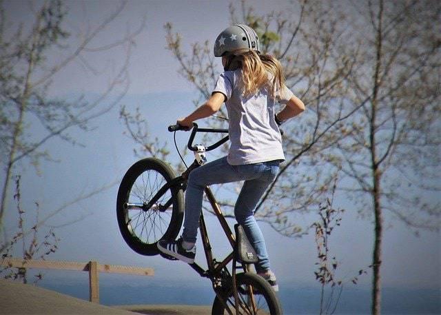 Actionfotos - BMX