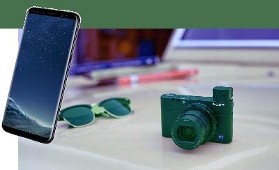 Fotokamera Handy