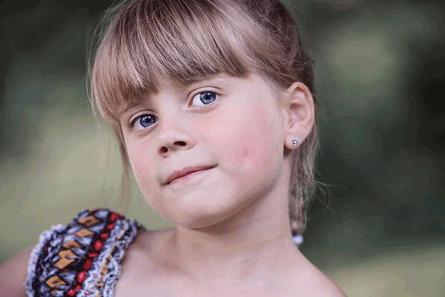 Portraitfotografie Mädchen