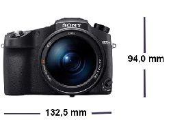 Sony RX10 M4 - Grösse1